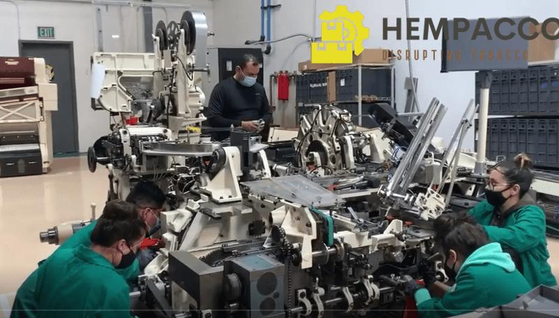 Hempacco's Hemp CBD Cigarettes Equipment